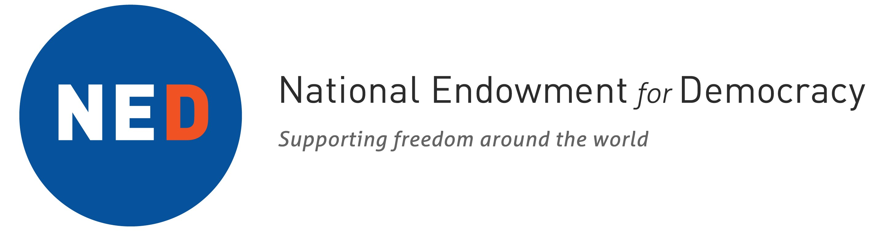 logo endowment for democracy